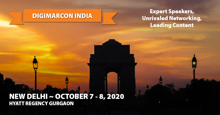 DigiMarCon India 2020